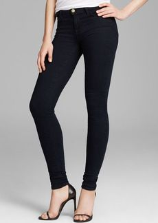 "J Brand Jeans - Photo Ready Mid Rise Stacked 34"" Inseam Skinny in Bluebird"