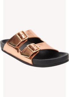 Givenchy Double-Buckle Sandals