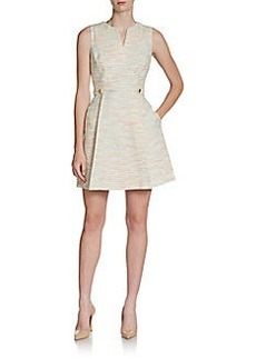 Cynthia Steffe Addison Fit-And-Flare Dress