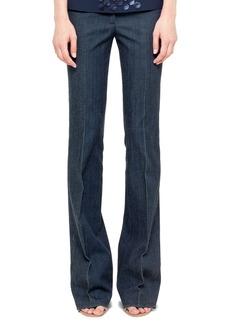 Akris punto Fae Boot-Cut Denim Jeans