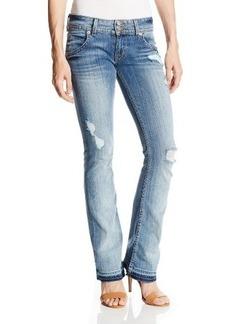 Hudson Jeans Women's Petite Signature Boot Jean in Daytripper