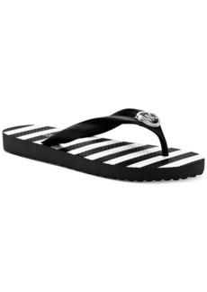 MICHAEL Michael Kors MK Flip Flops