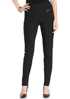 Style&co. Petite Skinny-Leg Pull-On Pants