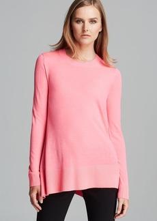 DKNY Rib Trim Pullover