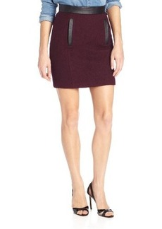 French Connection Women's Winter Walk Skirt