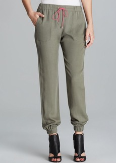 FRENCH CONNECTION Pants - Santa Fe Drape