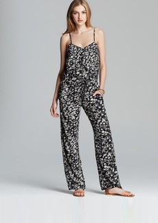 FRENCH CONNECTION Jumpsuit - Island Storm Voile