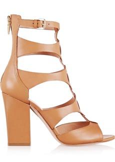 Sigerson Morrison Vachael cutout leather sandals
