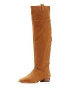 Pelle Moda Kissa Knee Boot, Latte