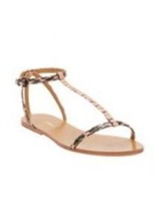 3.1 Phillip Lim Kay T-strap Flat Sandals