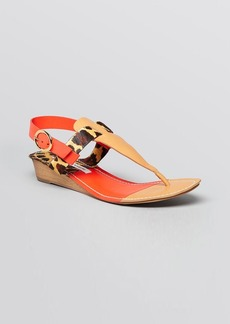 DIANE von FURSTENBERG Sandals - Darling Demiwedge