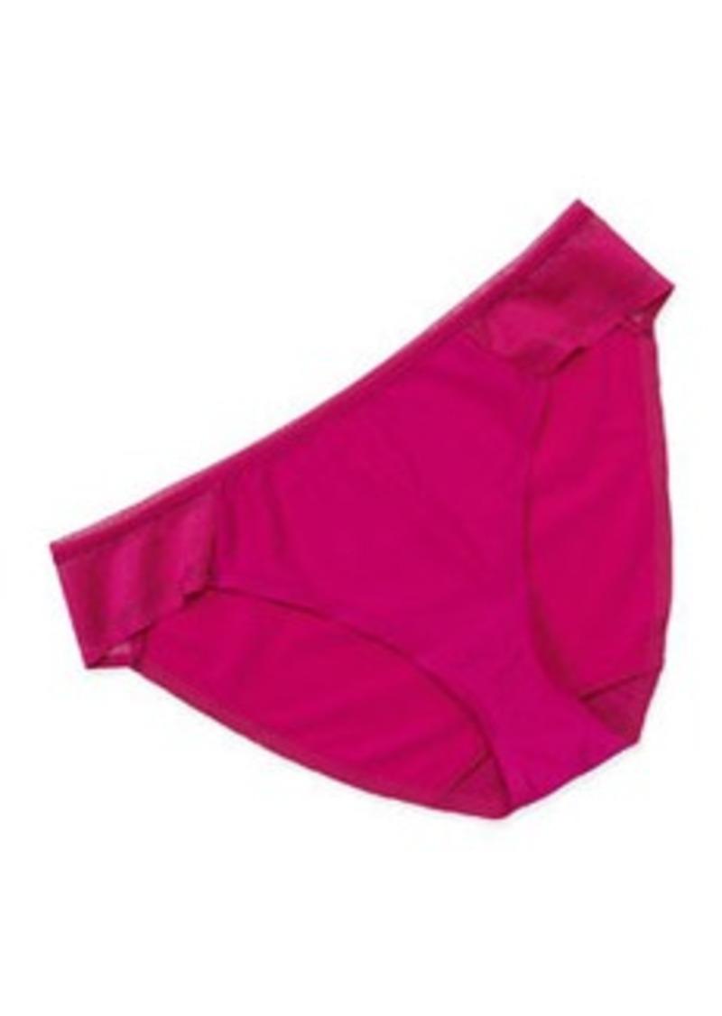Chantelle Vous Et Moi Bikini Briefs, Tyrian Pink