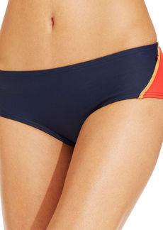 Tommy Hilfiger Colorblock Hipster Bikini Bottom