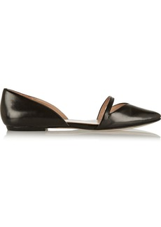Sigerson Morrison Halia leather flats