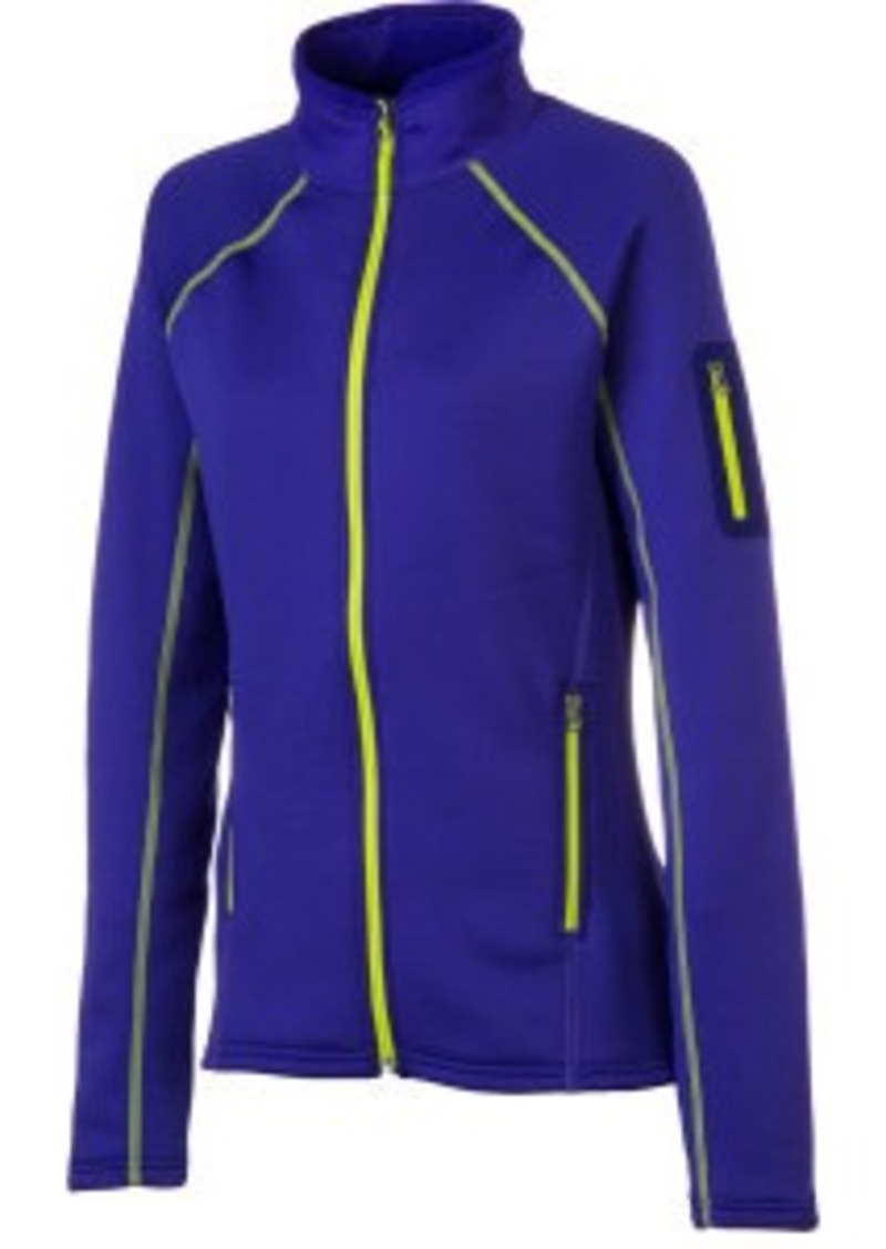Marmot Power Stretch Full-Zip Fleece Jacket - Women's