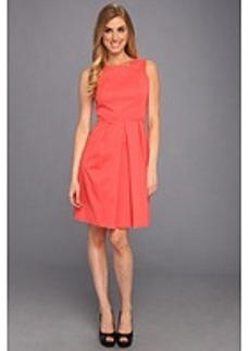 Elie Tahari Berkley Poplin Dress