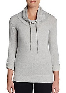 MARC NEW YORK by ANDREW MARC Performance Drawstring Sweatshirt