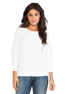 Soft Joie Annora Sweatshirt in White