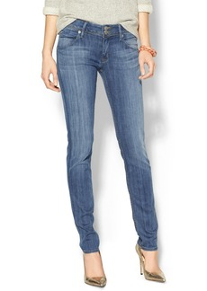 Hudson Jeans Collin Mid Rise Super Skinny