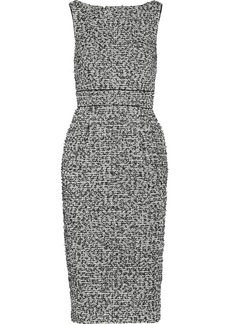 Badgley Mischka Tweed dress