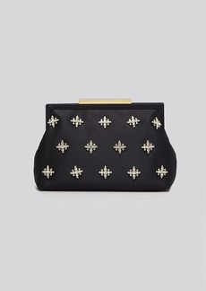 Badgley Mischka Clutch - Gwendolyn Silk