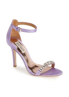 Badgley Mischka 'Elope' Crystal Embellished Sandal (Women)