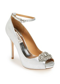 Badgley Mischka 'Finley II' Pump (Women)