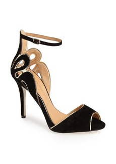 Badgley Mischka 'Franki' Open Toe d'Orsay Pump