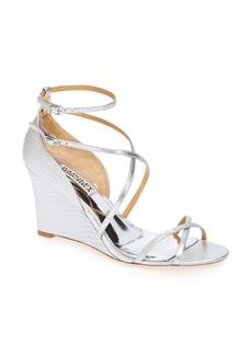 Badgley Mischka 'Melaney II' Wedge Sandal (Women)