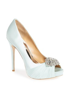 Badgley Mischka 'Petal' Pump
