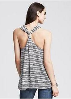 Heritage Knotted Drapey Tank