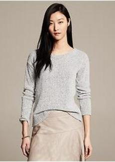 Heritage Marled Pullover