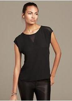 Heritage Sheer Panel Top
