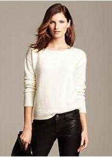 Puff-Sleeve Pullover