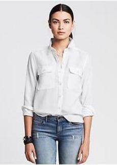 Soft-Wash Tencel Shirt