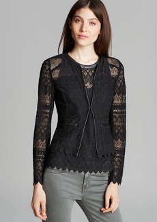 Nanette Lepore Jacket - Journey Lace