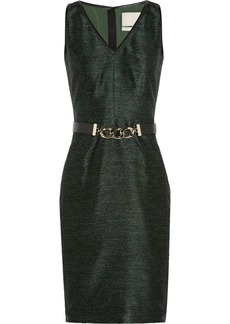 Jason Wu Silk-jacquard dress