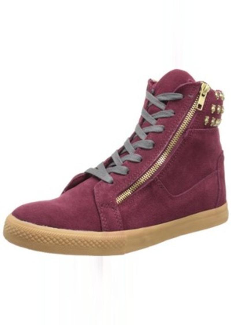 Betsey Johnson Women's Nxtskull Fashion Sneaker