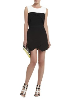 Annisa Sleeveless Asymmetrical-Hem Dress