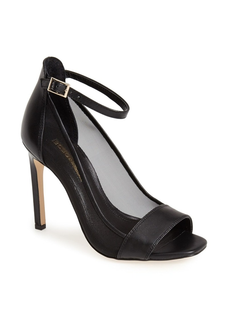 Bcbg Bcbgeneration Natalee Ankle Strap Leather Sandal