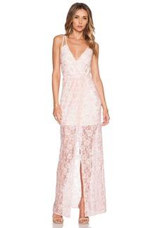 BCBGeneration Knit Evening Dress