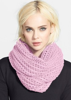 BCBGeneration 'Paint Can' Open Knit Scarf