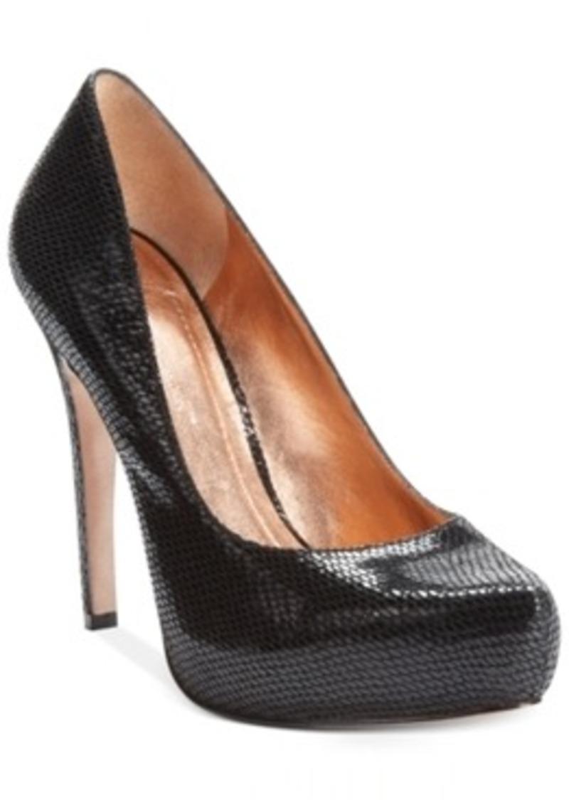 BCBG BCBGeneration Parade Platform Pumps Womens Shoes Shop It To Me