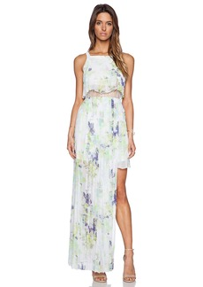 BCBGeneration Strappy Maxi Dress