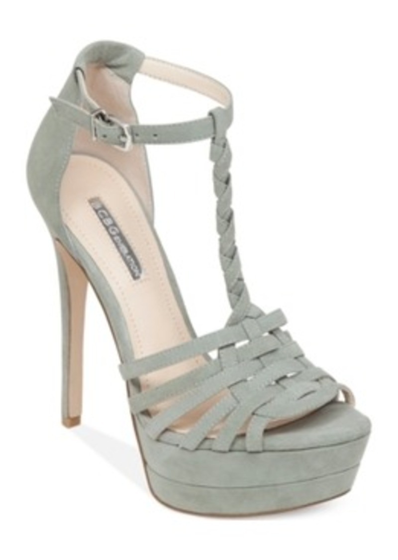 bcbg bcbgeneration vixen platform dress sandals s