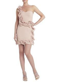 Camielle One-Shoulder Short Dress