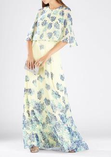 Cassondra Round-Neck Top Tier Dress