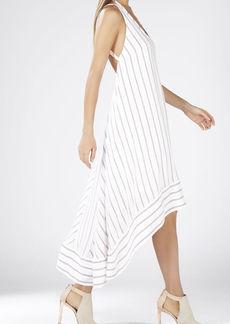 Chelsi Open Back High-Low Dress