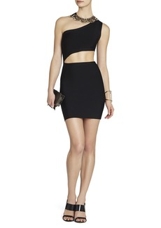 Courte Cutout Dress