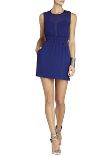 Cybil Sleeveless Mini Dress